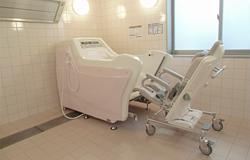 特浴(機械浴)